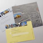 Einladung für Eröffnungsbroschüre
