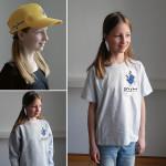 T-Shirt, Taschen, Caps