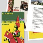 Drucksachen, Festivalbroschüre