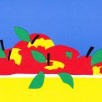 Olma Plakat 1987, Ausschnitt