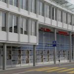 Raiffeisenbank, Fassade, persönlich