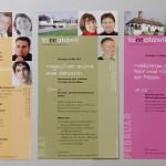 Flyer, Plakate alte Serie