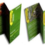 Gemeinde Sirnach: Flyer Abstimmungsunterlagen Spange Hofen 2015