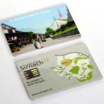 Gemeinde Sirnach-USB-Karte (2015)