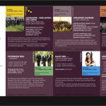 Konzertzyklus 2016: Programm (Innenseiten)
