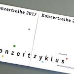 Konzertzyklus Wattwil - Programm und Konzertkarten 2017