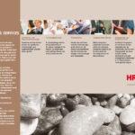 HR Kompetenzzentrum: Broschüre «Recruiting Services», März 2019 (Innenseite)