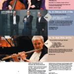 Konzertzyklus Wattwil: Einladungsflyer 2019 (Rückseite)