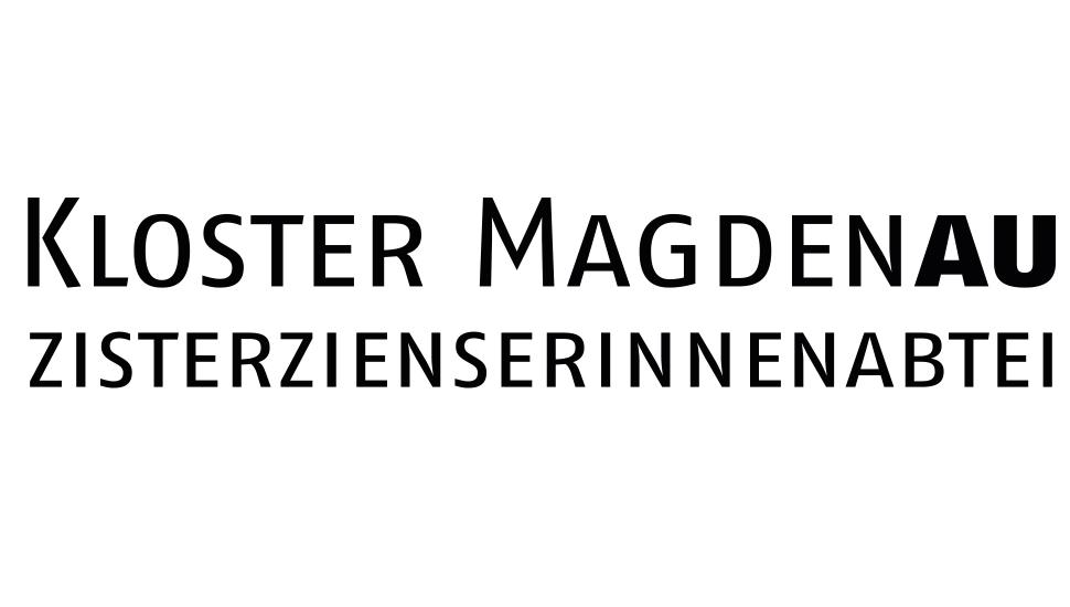 Redesign des Logos «Kloster Magdenau» aus Anlass der neuen Signaletik zum 775-Jahr-Jubiläum